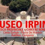 Giornate europee del patrimonio: tour guidati al Museo Irpino