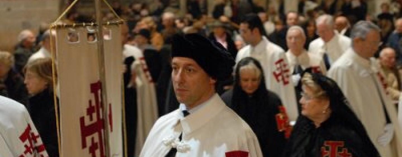 Messa dei Cavalieri del Santo Sepolcro a S. Anna