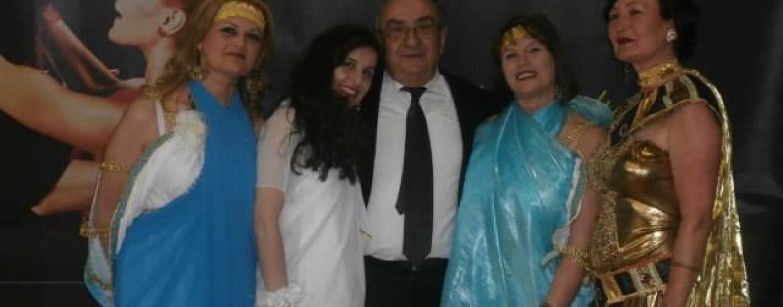 """Campionato nazionale di social dance Colarusso: """"La danza è cultura e legalità"""""""