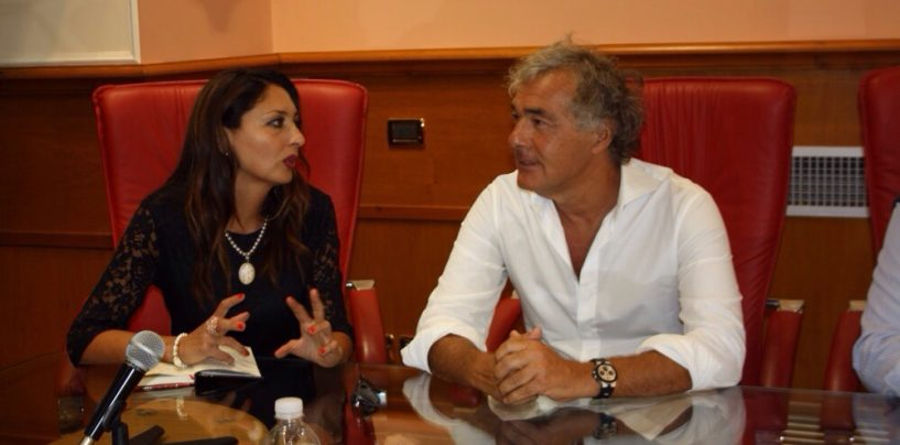 """Montefusco, """"Tommariello d'oro"""" a Massimo Giletti"""
