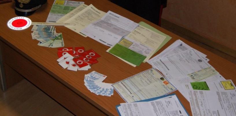 Serino, banconote e polizze contraffatte: smascherato falso agente assicurativo