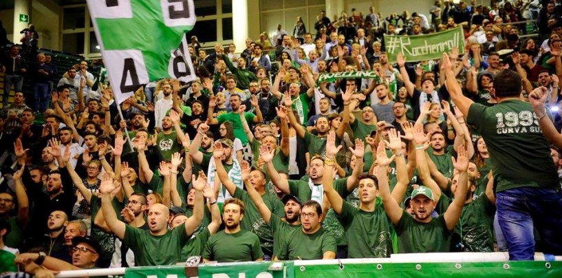 Basket, Totalmente dipendente…Gli Original Fans si preparano per le Final Eight