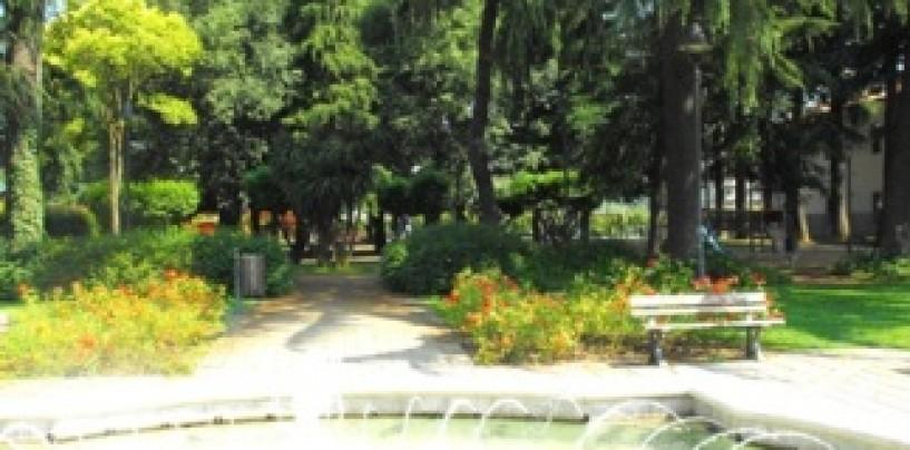 Avellino, Parco di via Colombo: apertura in primavera