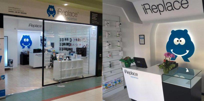HS Company rileva iReplace: oltre 50 store in Italia a servizio della riparazione di dispositivi smartphone tablet e pc.