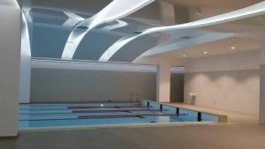 """La piscina de """"Il Carro Sporting Club"""""""