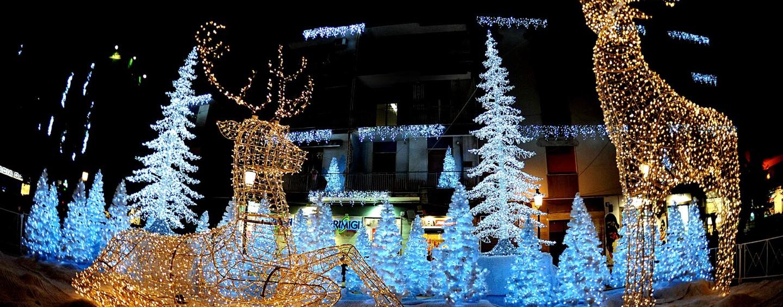 Le Luci d'Artista illuminano Salerno: attesi più di due milioni di visitatori