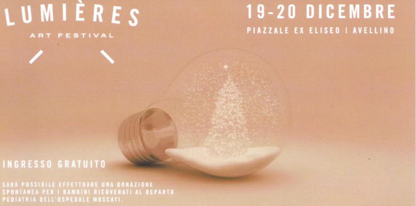 """Avellino – Sabato apre """"Lumières"""", il festival del Forum Giovani nel piazzale dell'Ex Eliseo"""