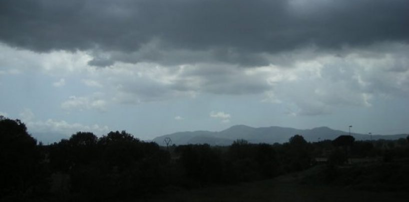 Maltempo, arriva il Ciclone Gaby: è allerta meteo in Campania