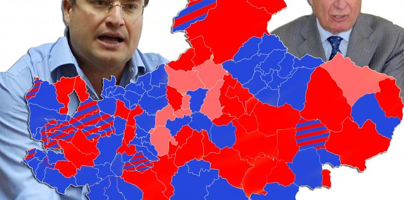 Primarie, l'analisi del voto in Irpinia: De Luca batte Famiglietti