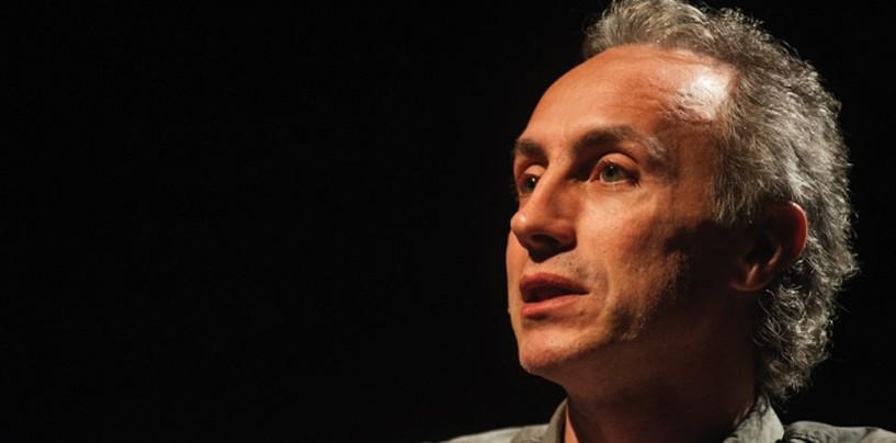 De Luca, De Mita, i cinquestelle e la crisi dell'editoria: intervista a Marco Travaglio