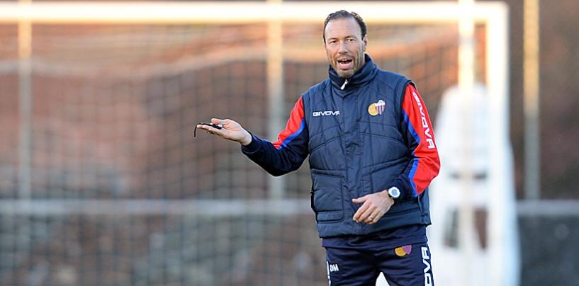 Avellino Calcio – Marcolin studia un Catania d'assalto: idea tridente con i lupi