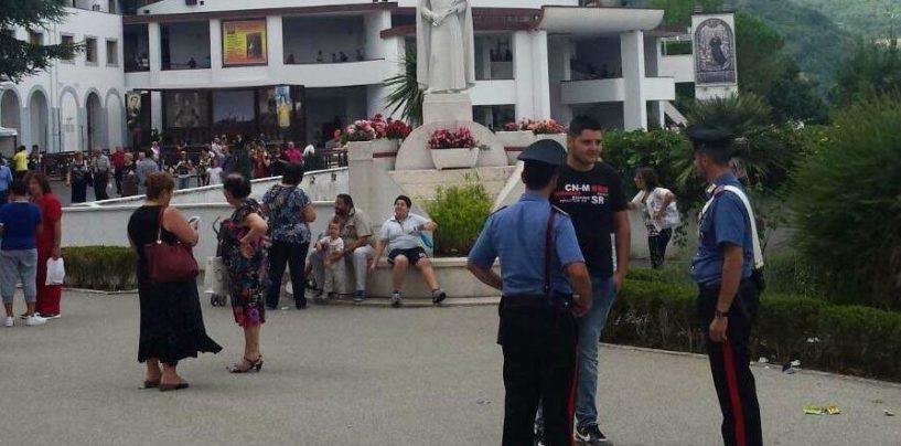 Materdomini, in atto controlli straordinari da parte dei carabinieri