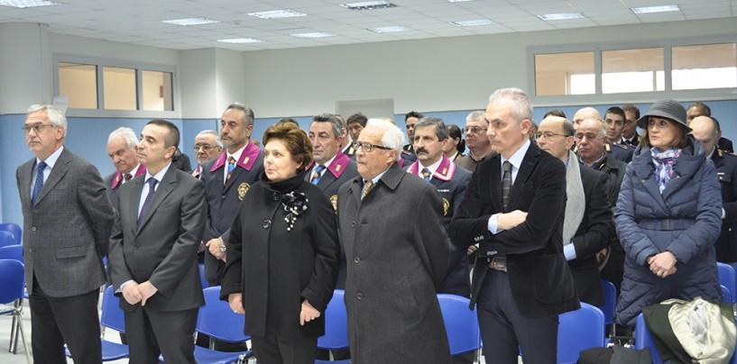 La Polizia di Stato Irpina ricorda il Prefetto Antonio Manganelli