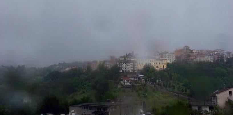 Meteo Avellino, arriva i calo termico. Rischio pioggia per il Ponte di Ognissanti
