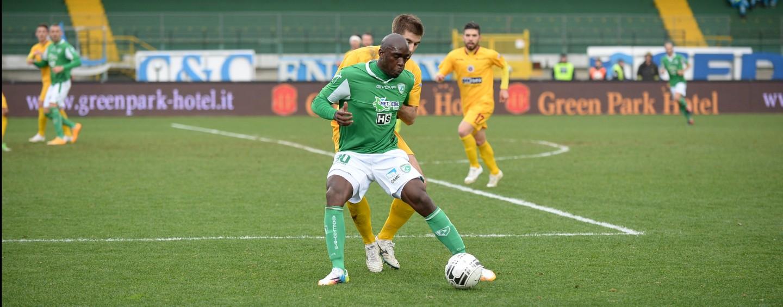 Avellino Calcio – Rastelli punta su Mokulu: sarà il partner di Castaldo in attacco