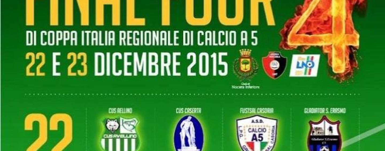 """Calcio a 5, al via le Final 4 di Coppa per il Cus Avellino. Venezia: """"In campo senza paura"""""""