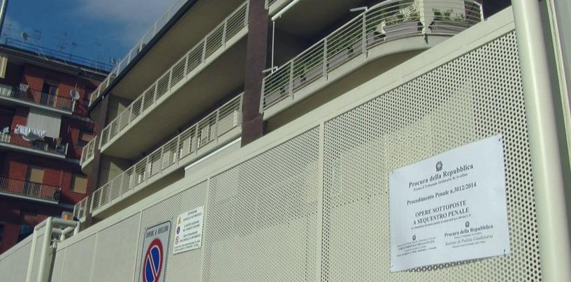 Avellino, sequestrate due palazzine a San Tommaso: blitz della Forestale al Comune