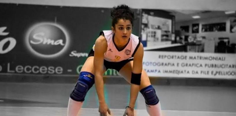 Volley – L'Acca Montella ritrova Veronica Parisi