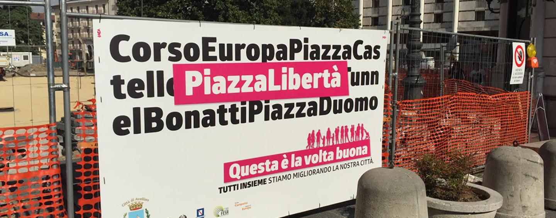 Avellino, nuova piazza Libertà e uffici: lo sfogo dell'assessore Preziosi