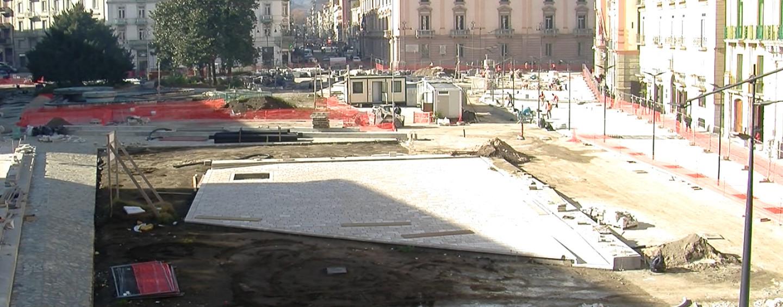 Cantieri Avellino, il punto sui lavori a Piazza Libertà e nei pressi della Città Ospedaliera