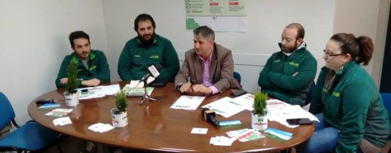 Pino Irpino, parte la carovana di solidarietà che attraverserà i 119 Comuni della provincia di Avellino