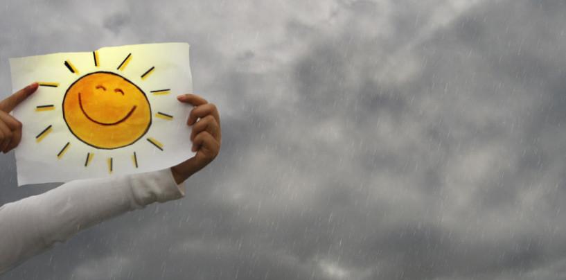 Meteo – Ultimi raggi di sole, poi cinque giorni di pioggia