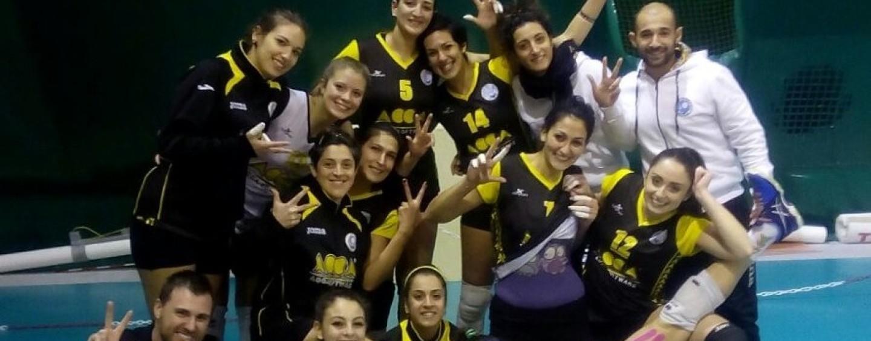 """Volley: l'Acca Montella torna al sorriso nella """"Città Eterna"""""""