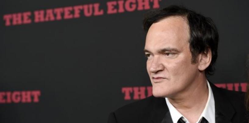 """""""The Hateful Eight"""", Quentin Tarantino al suo minimo storico"""