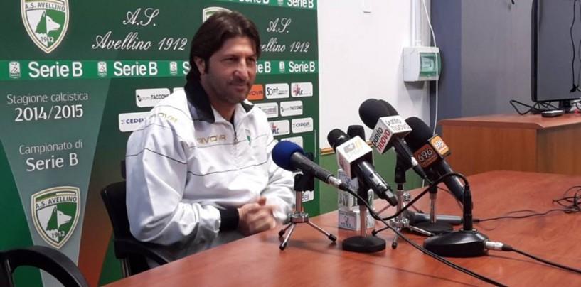 """Avellino Calcio – Rastelli: """"Le assenze non dovranno condizionarci"""""""