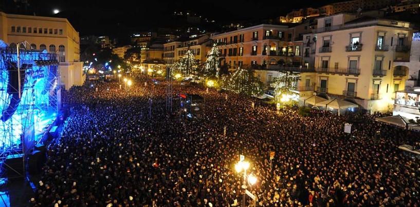 Capodanno 2016, ecco cosa fare in Campania: concerti in piazza, feste, eventi