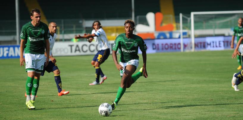 Avellino Calcio – Ripresa con vista San Nicola: Tesser recupera Bastien per il Bari