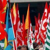 Ariano Irpino: manifestazione Unitaria delle sigle sindacali
