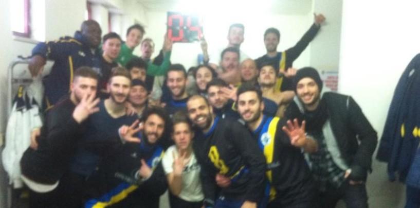 Promozione – Solofra a forza quattro nel derby, vittoria nel segno di Fortino