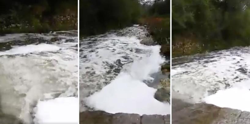 Maltempo: torrente Tiso straripa nel Beneventano
