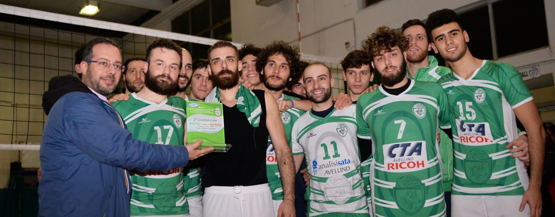 FOTO / Volley – Finale amara per Atripalda: tripudio Solopaca alle Final Four