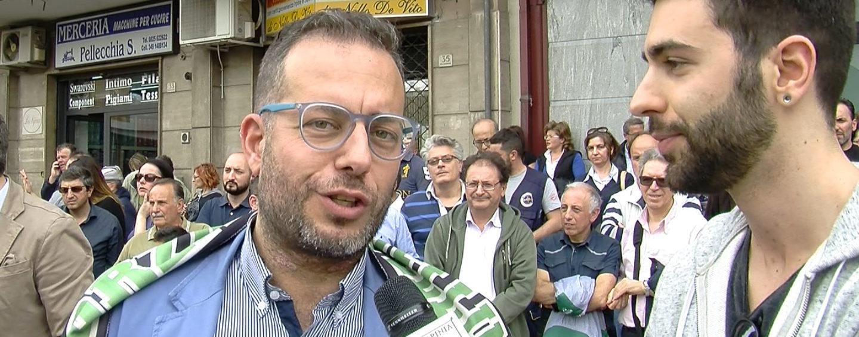 Calcio, l'Abellinum in Promozione. I complimenti del sindaco Spagnuolo