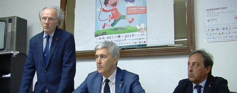 Sport, il CONI premia le eccellenze di Avellino
