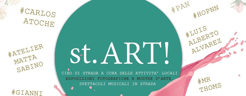 A San Michele di Serino riparte la rassegna di street food e street art. Venerdì 10 l'inaugurazione con gli Zeketam