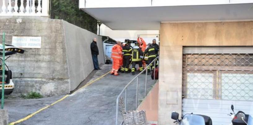 Dramma a Pratola Serra: 57enne si impicca nel garage