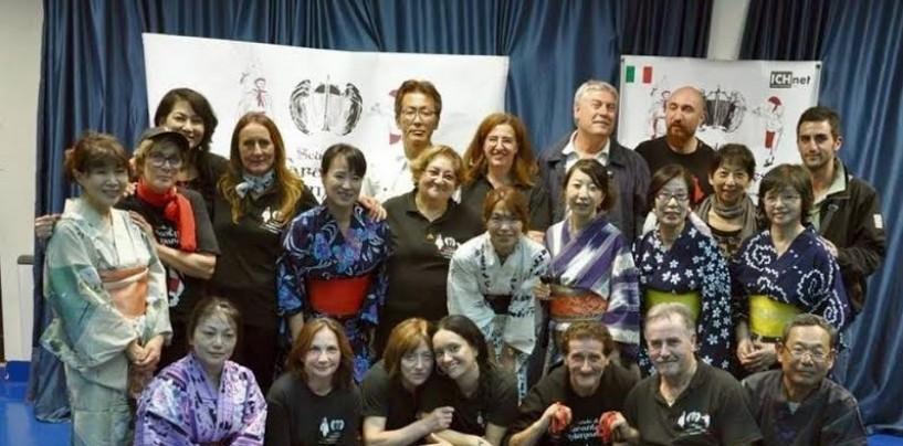 La scuola di Tarantella di Montemarano arriva nel Lazio