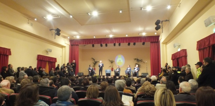 """Al teatro di Avella, """"Piccolo giallo Napoletano"""""""