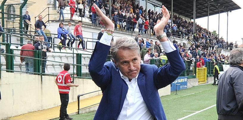 Avellino Calcio – Tesser vuole un addio tra gli applausi