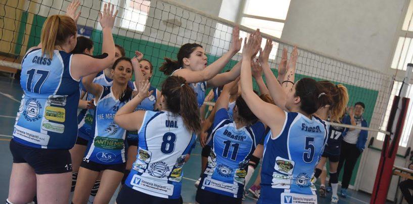 Volley – The Marcello's si riscatta dopo la sconfitta di Airola, battuto Benevento