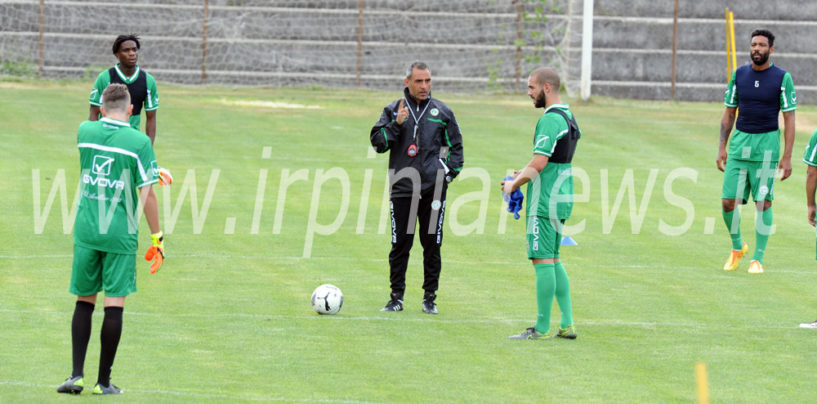 Avellino Calcio – Il programma delle amichevoli: un derby di scena a Sturno