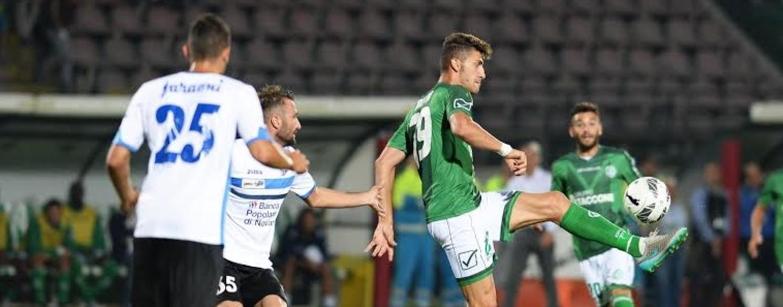 Calcio – L'Avellino si rialza con un pari: reti inviolate col Novara. Rivivi il live