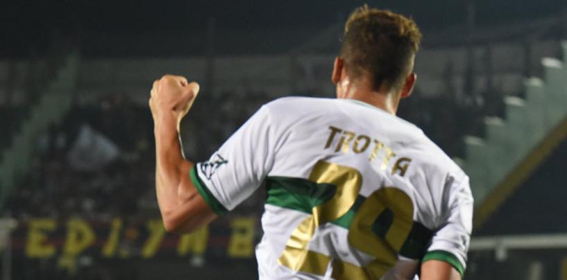 Avellino Calcio – Trotta, nessuna offerta al club: l'attaccante in campo col Cosenza