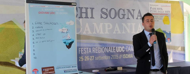Giovani Udc, politica e territorio da Melito Irpino ad Ischia