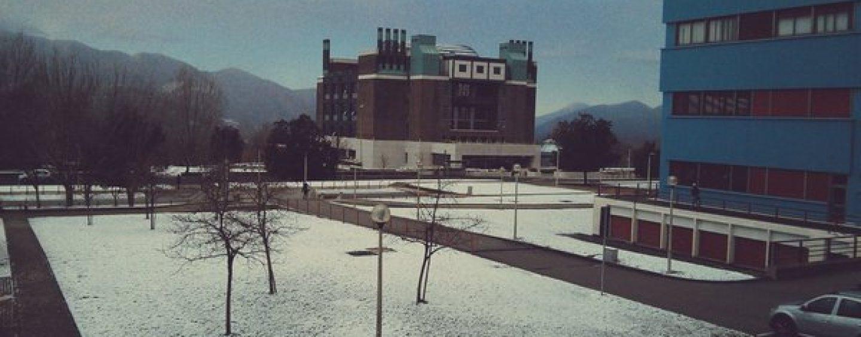 Neve, chiude anche l'Università degli Studi di Salerno
