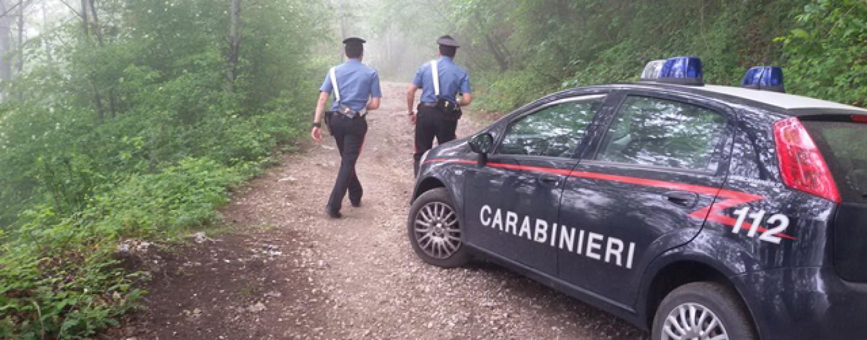 Montoro, dispersi nella fitta vegetazione precipitano in un dirupo: 3giovani messi in salvo dai carabinieri