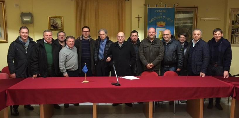 L'Unione Comuni Antico Clanis Vallo di Lauro incontra la Comunità Montana